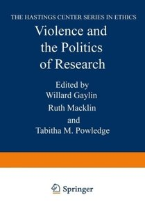 Violence and the Politics of Research