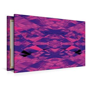 Premium Textil-Leinwand 120 cm x 80 cm quer Echo