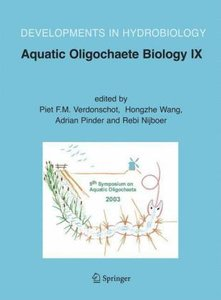 Aquatic Oligochaete Biology IX