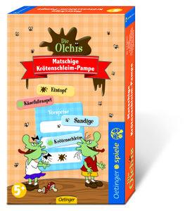 Olchis Matschige Krötenschleim-Pampe