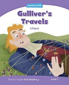 Penguin Kids 5 Gulliver's Travels Reader