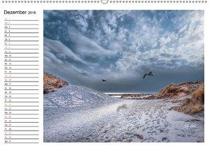 Dünen an der Nordsee / Geburtstagskalender