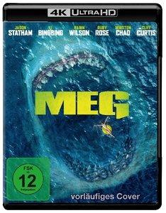 MEG 4K, 1 UHD-Blu-ray