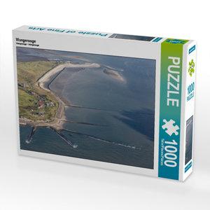 Wangerooge 1000 Teile Puzzle quer