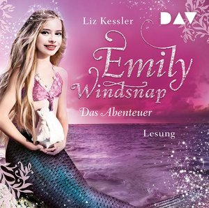 Emily Windsnap - Teil 2: Das Abenteuer, 2 Audio-CDs