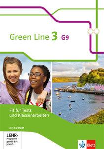 Green Line 3 G9. 7. Klasse. Fit für Tests und Klassenarbeiten mi