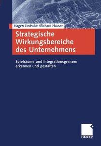Strategische Wirkungsbereiche des Unternehmens