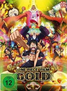 One Piece Movie 12: Gold - DVD