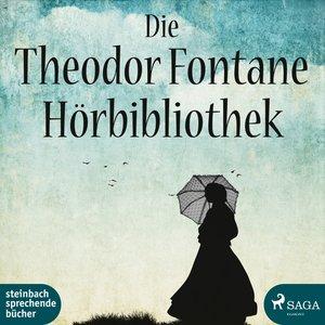 Die Theodor Fontane Hörbibliothek, 5 Audio-CDs, MP3 Format