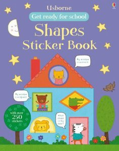 First Shapes Sticker Book