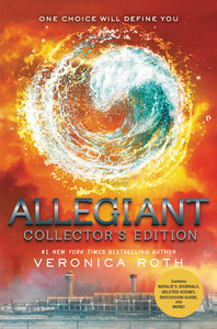 Divergent 3. Allegiant. Collector's Edition