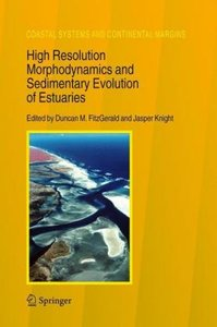 High Resolution Morphodynamics and Sedimentary Evolution of Estu