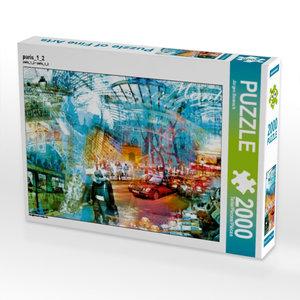paris_1_2 2000 Teile Puzzle quer