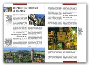 Rothenburg and the Tauber Valley. Englische Ausgabe