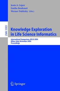 Knowledge Exploration in Life Science Informatics