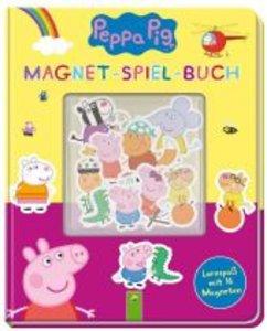 Peppa Pig Magnet-Spiel-Buch