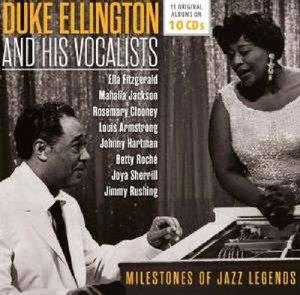 Milestones Of Jazz Legends