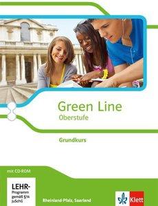 Green Line Oberstufe - Ausgabe 2015. Grundkurs. Schülerbuch mit