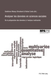 Analyser les données en sciences sociales
