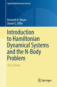Introduction to Hamiltonian Dynamical Systems and the N-Body Pro
