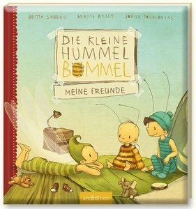 Die kleine Hummel Bommel - Meine Freunde