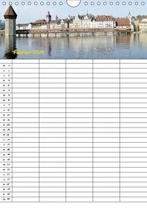 Europa - Panorama (Wandkalender 2019 DIN A4 hoch)