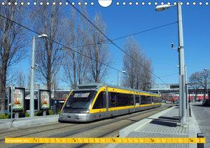Mit der Straßenbahn quer durch Europa (Wandkalender 2019 DIN A4