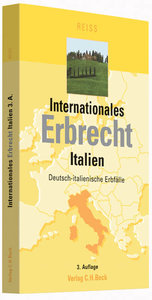 Internationales Erbrecht Italien