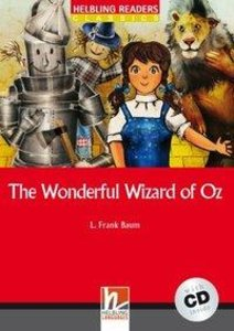 The Wonderful Wizard of Oz, mit 1 Audio-CD. Level 1 (A1)