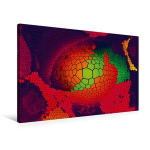 Premium Textil-Leinwand 90 cm x 60 cm quer 06. Selbstmotivation