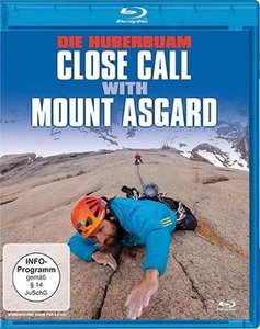Die Huberbuam-Close Call with Mt.Asgard-Blu-ray