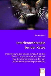 Interferontherapie bei der Katze