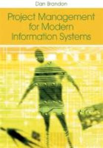 Project Management for Modern Information Systems