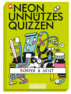 NEON Unnützes Quizzen: Körper & Geist