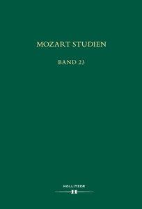 Mozart Studien Band 23