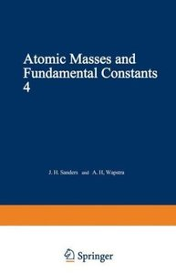 Atomic Masses and Fundamental Constants 4