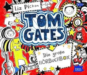 Tom Gates.Die große Hörbuchbox