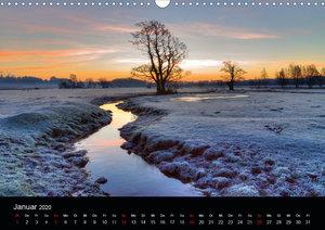 New Forest - England (Wandkalender 2020 DIN A3 quer)