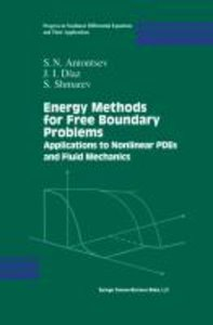 Energy Methods for Free Boundary Problems