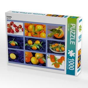 Früchte 1000 Teile Puzzle quer