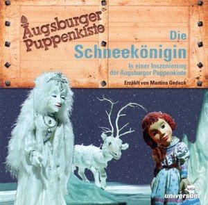 Augsburger Puppenkiste: Die Schneekönigin Hörspiel