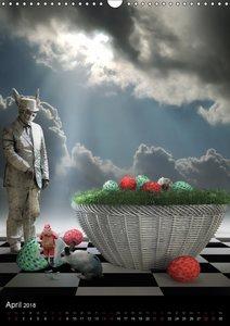 Mit freundlichen Grüßen aus dem Reich der Fantasie