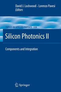Silicon Photonics II