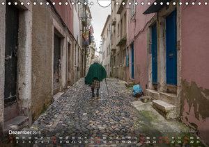 Zauberhaftes Lissabon (Wandkalender 2019 DIN A4 quer)