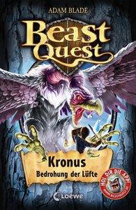 Beast Quest 47. Kronus, Bedrohung der Lüfte