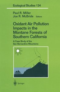 Oxidant Air Pollution Impacts in the Montane Forests of Southern