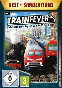 Train Fever, 1 CD-ROM