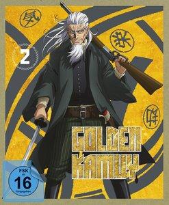 Golden Kamuy - DVD 2
