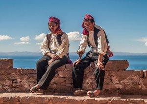 Peru, die Inkas und ihre Ahnen (Posterbuch DIN A3 quer)