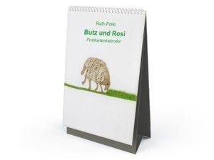 Butz und Rosi Postkarten-Tischkalender